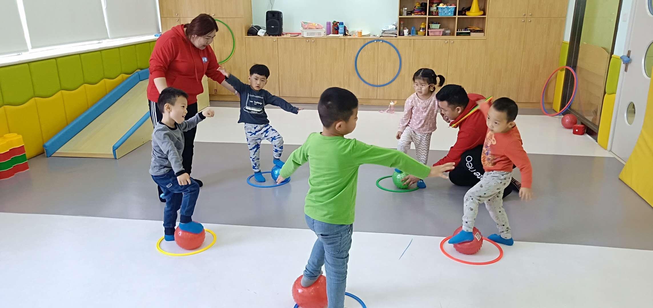 呼市儿童感统训练就选【英湛儿童感统训练中心】