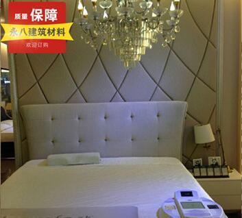 软包床头背景墙哪里有-上海低价软包床头背景墙供应