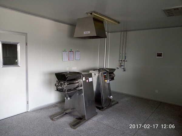 工业厂房无尘车间-想要专业的搭建化妆品车间工程就找广州启恒净化