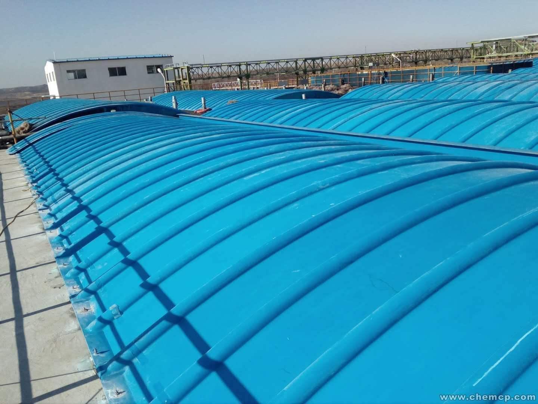 玻璃钢盖板厂家--供应拱形污水池盖板各种尺寸