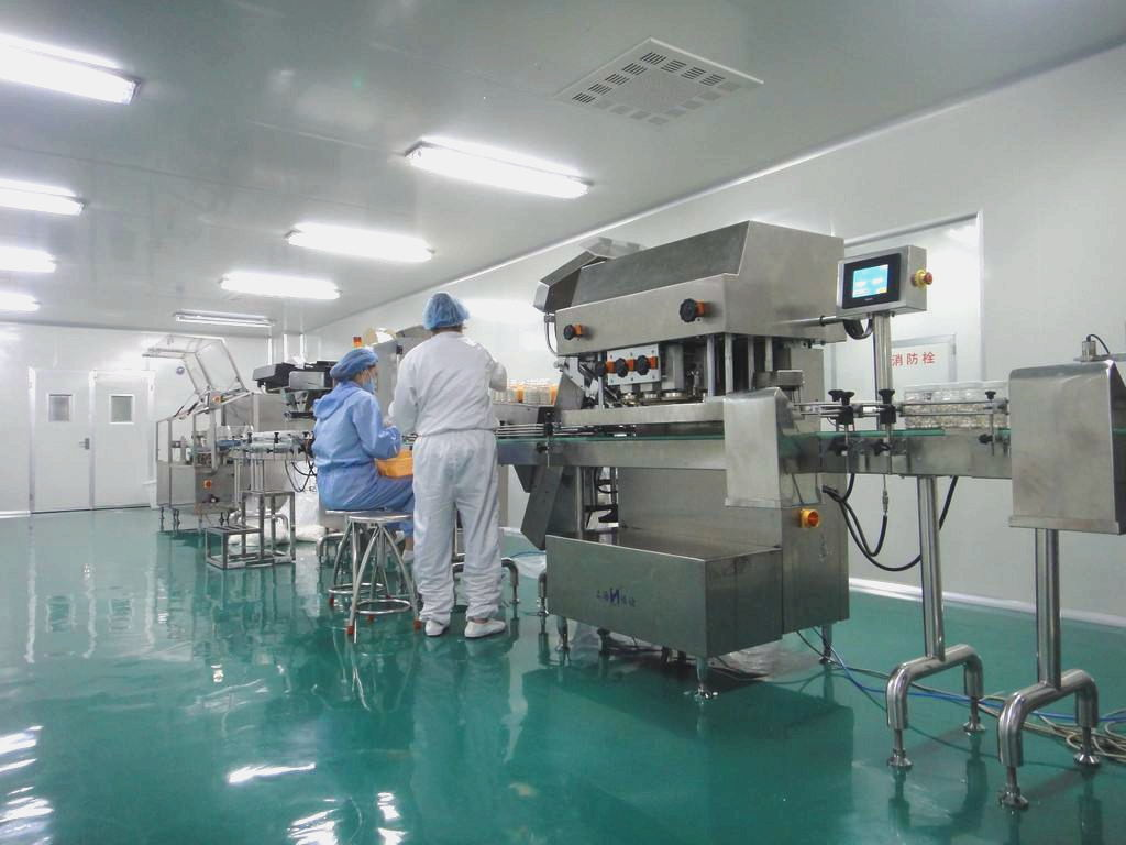 无尘车间建造-搭建生产车间认准广州启恒净化