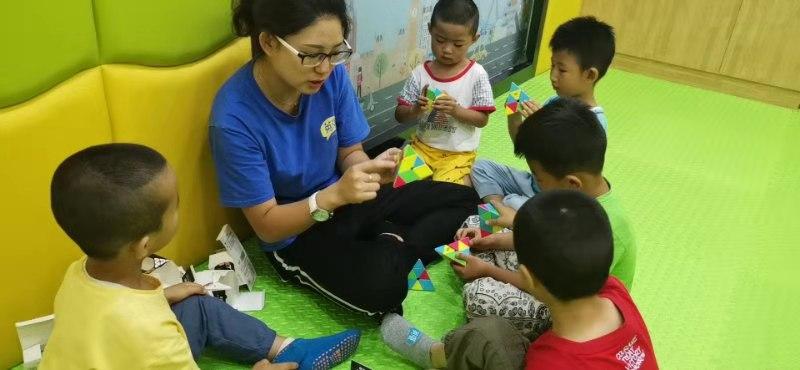 呼市儿童专注力培训就选【英湛儿童感统训练中心】