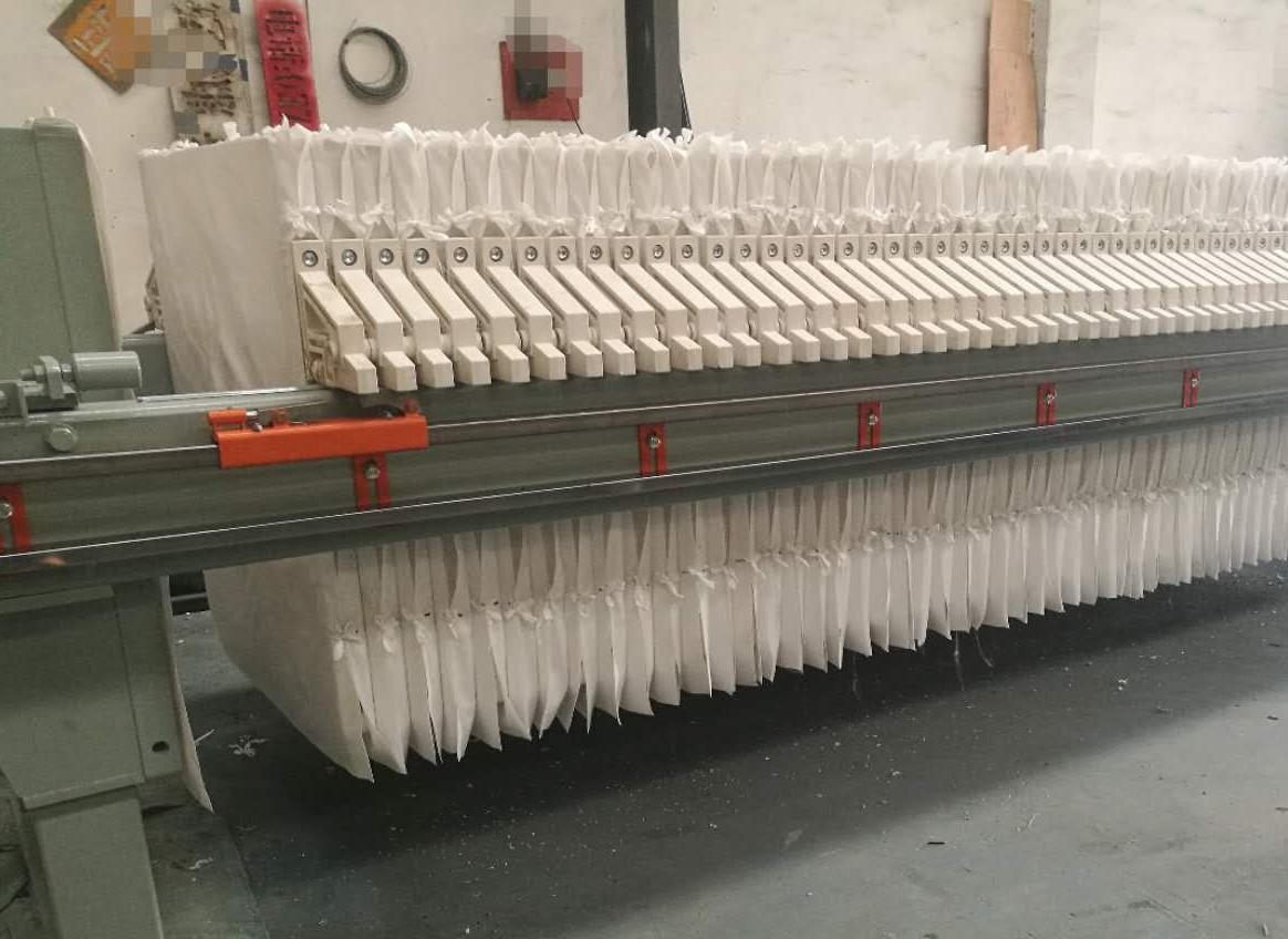 全自动压滤机型号-热门全自动接液翻板压滤机报价