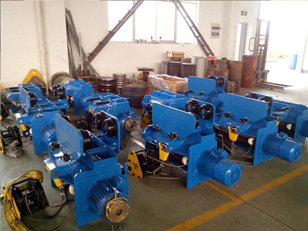龍川電動葫蘆公司-中浩起重機起重機械設備廠家直銷