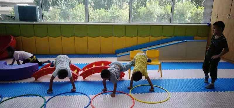 呼市儿童测评课培训就选【英湛儿童感统训练中心】