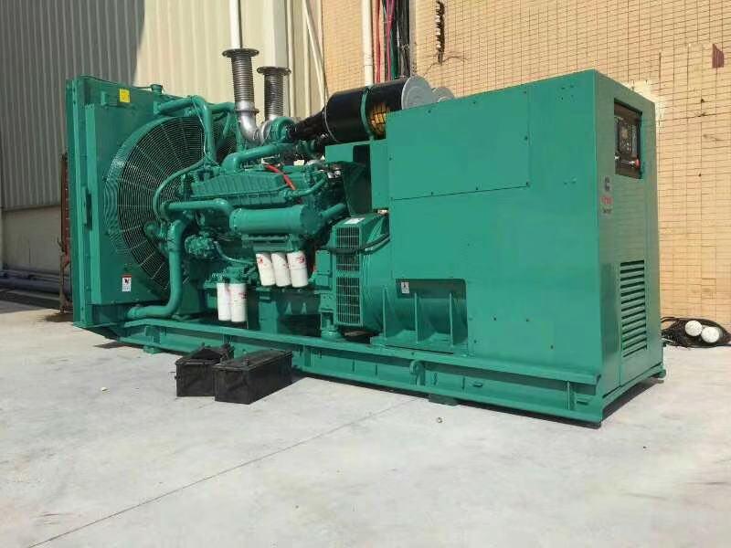 鄂尔多斯出租发电机哪家好?出租柴油发电机需要注意什么?