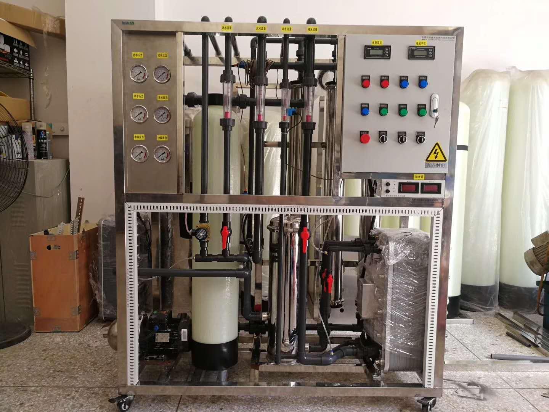 水视界环保专业的EDI超纯水系统,超纯水处理设备厂家直销