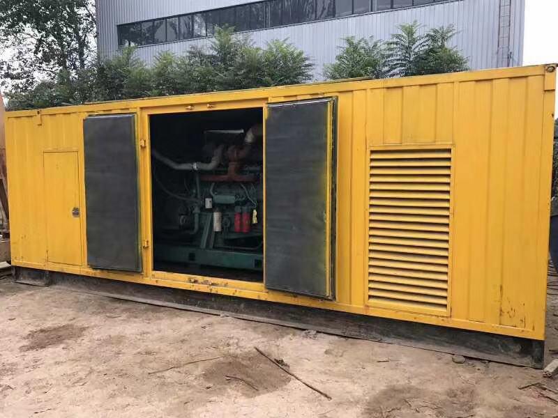 呼伦贝尔出租柴油发电机需要注意什么?