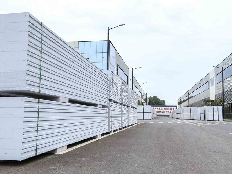广西ALC墙板厂家_为您推荐山东金顺钢结构质量好的墙板