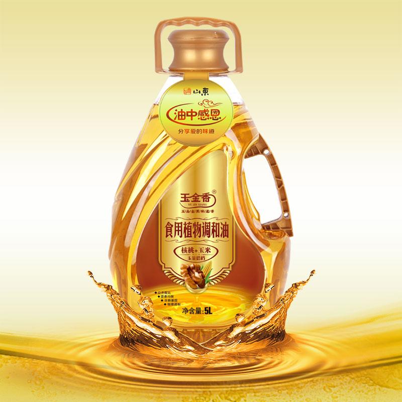 核桃玉米油
