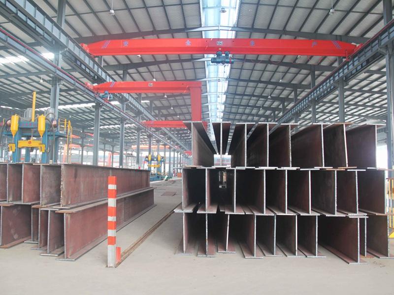河南裝配式鋼結構型材價格|哪里有賣高性價鋼結構構件