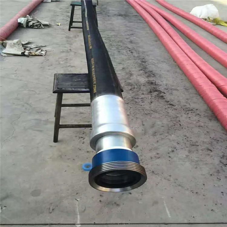 钻探胶管_4寸高压钻探胶管_油田用钢丝缠绕钻探胶管