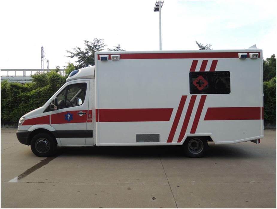 廣州救護車報價-買高質量的奔馳Sprinter524當然是到DS德晟了