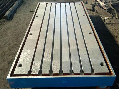 供应火工平台_仁丰量具提供质量好的铸铁平台