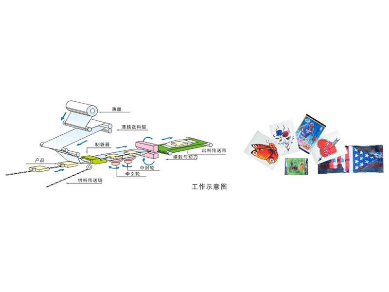 卡片包装设备-供应浙江高速吸盘式卡片全自动包装机
