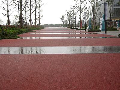 为您推荐大迈建材质量好的湖南大迈透水地坪 铜仁透水地坪