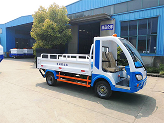 郑州专业的环卫电动垃圾运桶车 电动环卫车