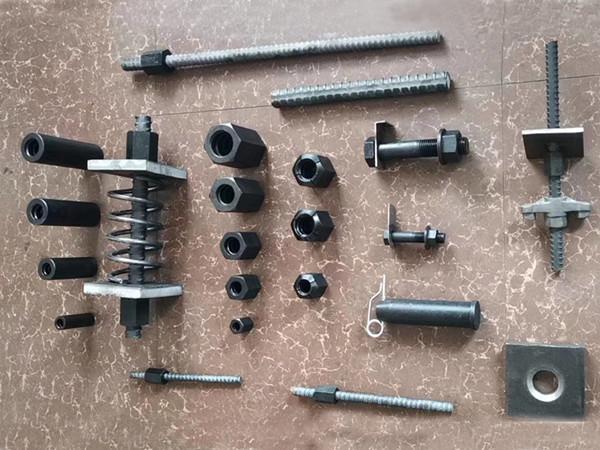 精軋螺紋鋼錨具市場價格-河北寶運緊固件廠家