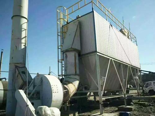 脈沖布袋除塵器批發商-河北云中環保新款的布袋除塵器出售