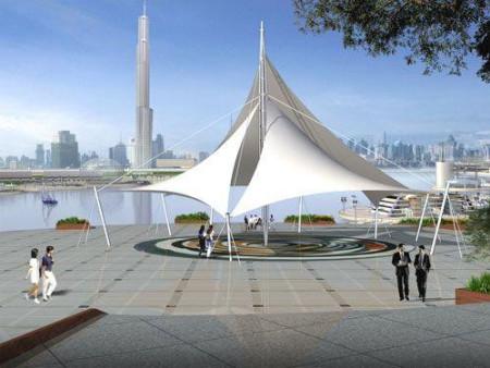 西安膜结构停车棚生产厂家-陕西省哪里有供应实惠的西安膜结构