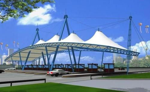 膜结构看台设计厂家-陕西省哪里有供应实惠的西安膜结构