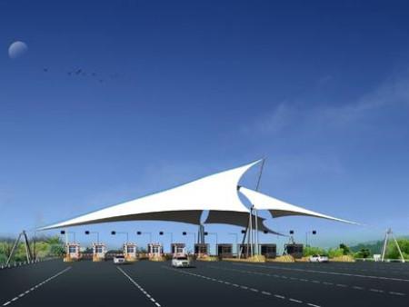 膜结构展览大厅生产厂家-西安膜结构多少钱一平方