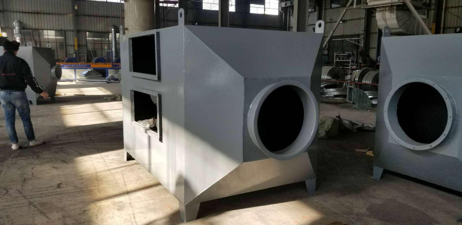宁波废气处理设备-镇海激光加工-专业废气处理厂家
