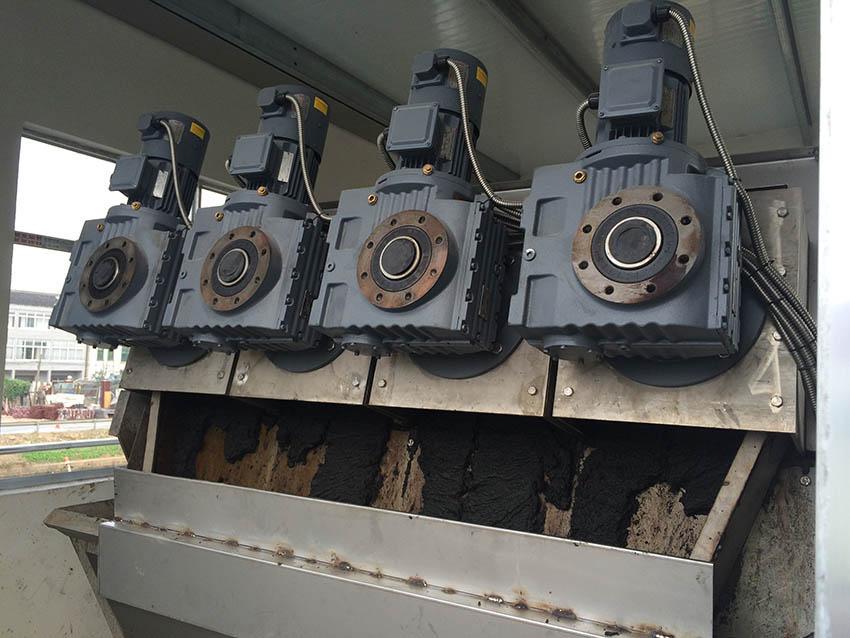 疊螺式污泥脫水機信息-江蘇有品質的疊螺式污泥脫水機品牌