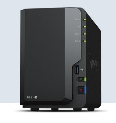 ¥群晖NAS存储服务器 DS218+ 山东代理