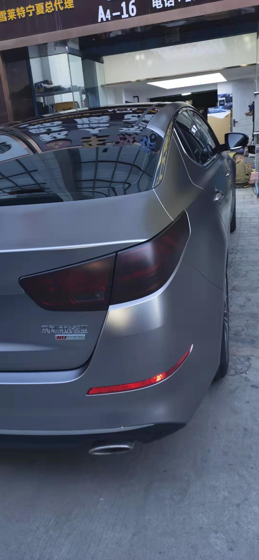 银川专业汽车改色报价-宁夏回族自治区安全可靠的宁夏汽车改色供应