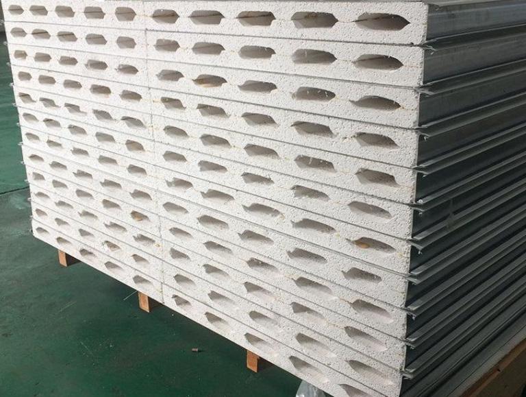 开封硫氧镁彩钢板厂家-在哪能买到高品质的硫氧镁净化板