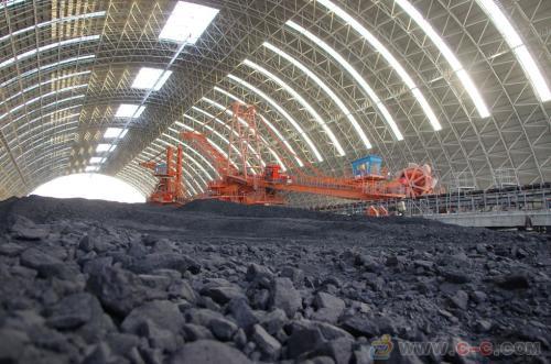 宁夏大型煤棚煤仓-大型煤棚煤仓生产厂家——宁夏尚锦建筑