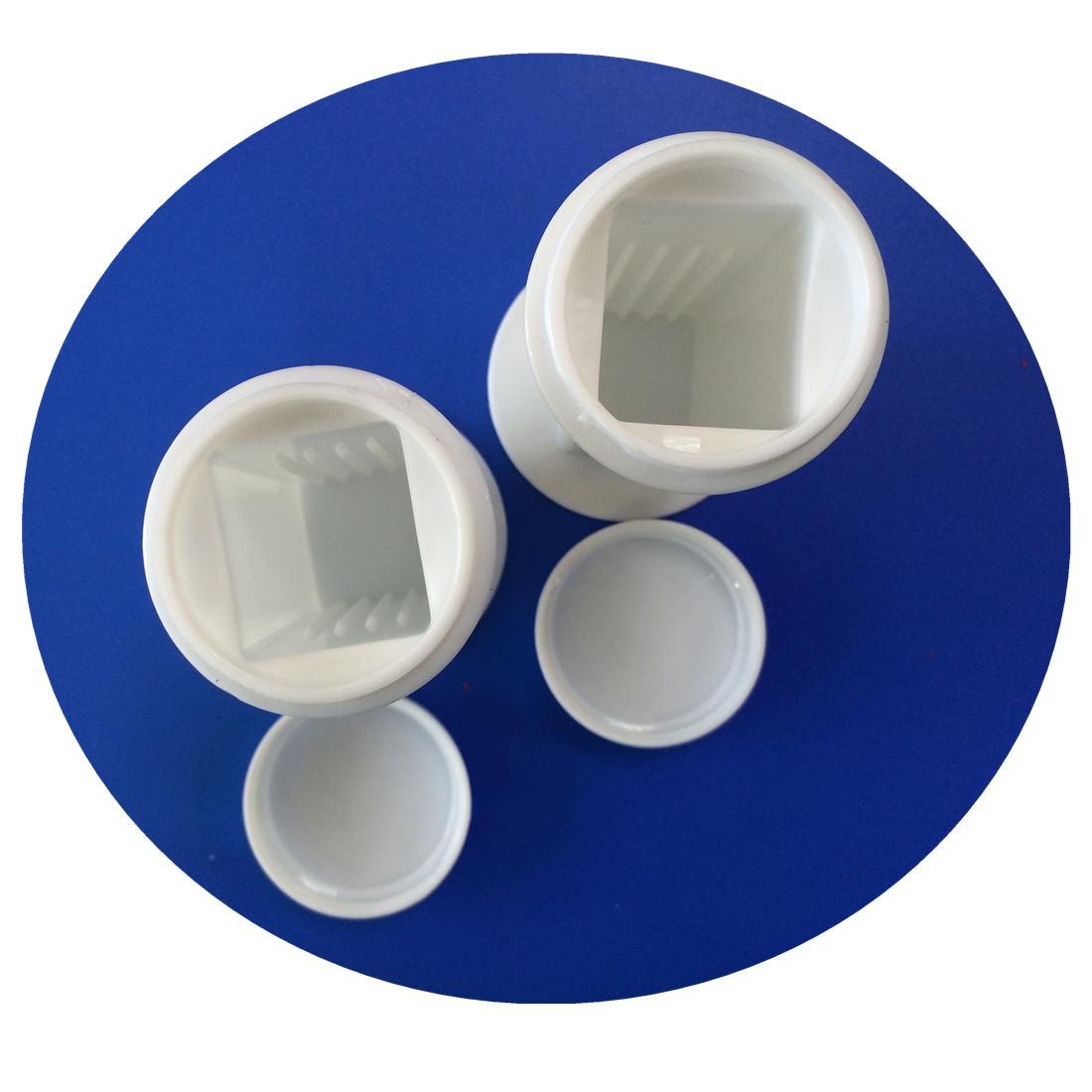 購買專業的塑料染色缸圓形塑料載玻片染色缸優選陶邁森   -江西廠家推薦載玻染色缸
