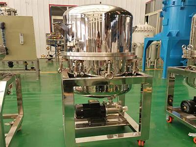 立式硅藻土过滤器哪家好-规模大的硅藻土过滤机厂商推荐