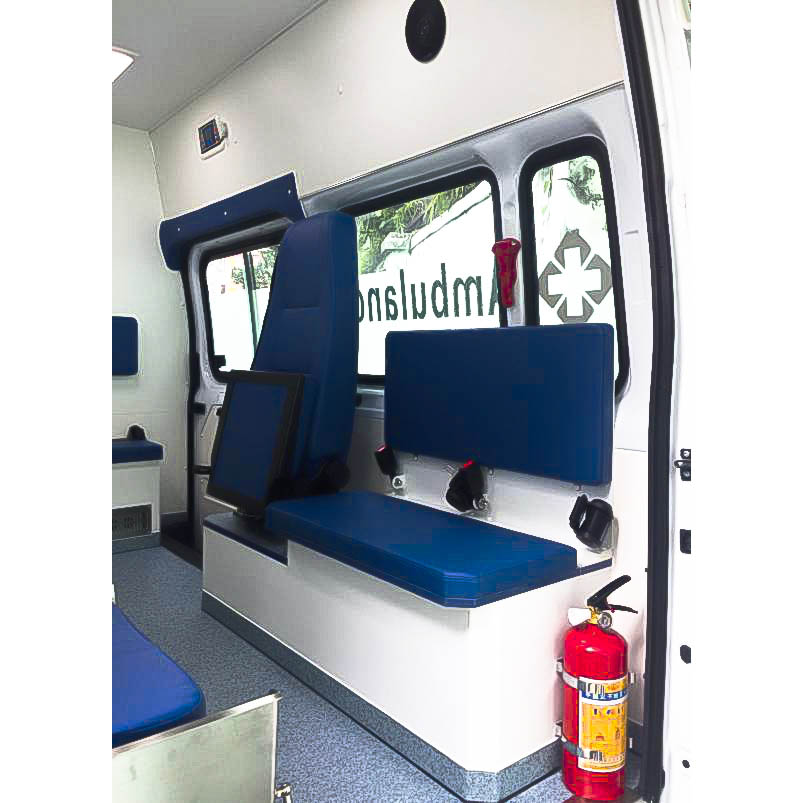 如何選購高版本監護型救護車-選專業的福特—全順V348就到DS德晟