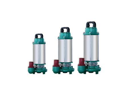 QD型单相潜水电泵