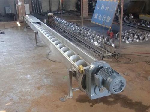 遼寧WLS無軸螺旋輸送機-供應河北質量好的螺旋輸送機
