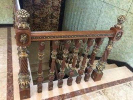 抚顺铜木扶手供应-沈阳市口碑好的铜木扶手供应