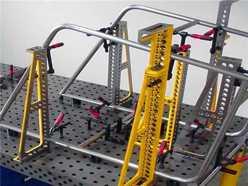 销售焊接工装夹具 仁丰量具提供划算的三维柔性焊接平台