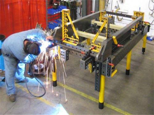 焊接工装夹具 三维柔性焊接平台供应商哪家好