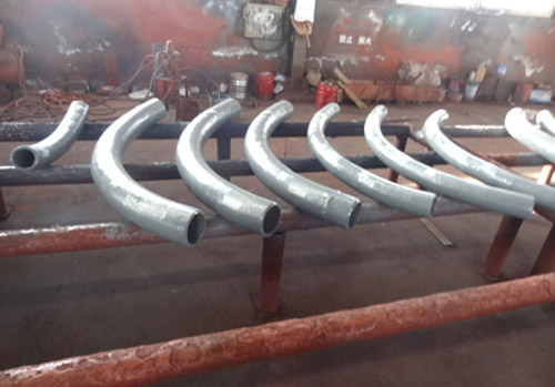 稀土合金耐磨弯头多少钱 承压能力强的稀土合金耐磨弯头