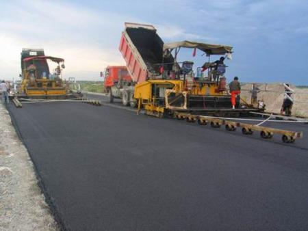 沥青工程施工