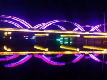 河南LED亮化工程_可靠的led亮化出自河南奥兰照明