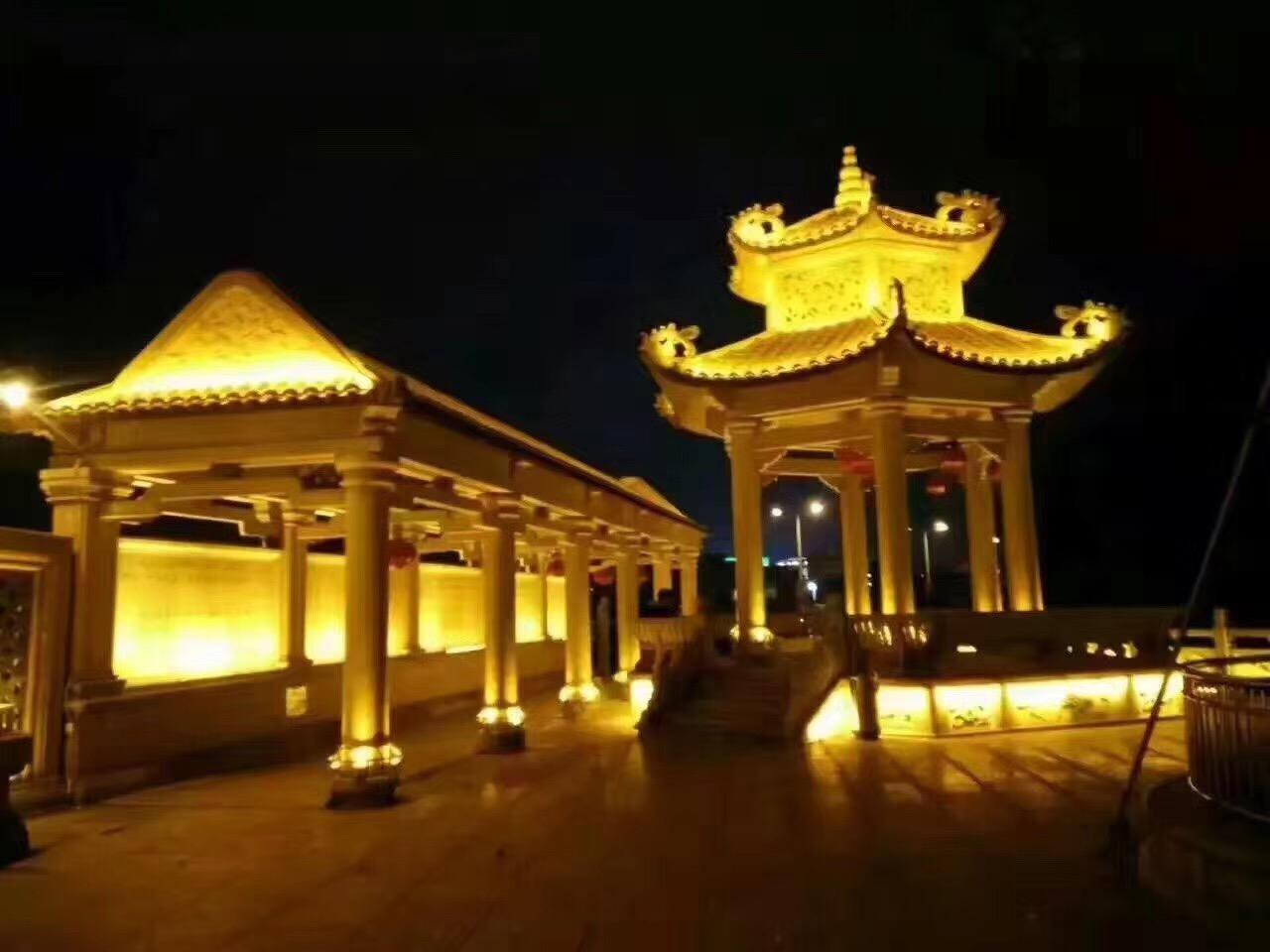 洛陽LED亮化設計公司|鄭州具有口碑的led亮化服務報價