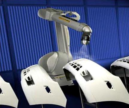 宁夏喷涂机器人-喷涂机器人厂家-喷涂机器人价格