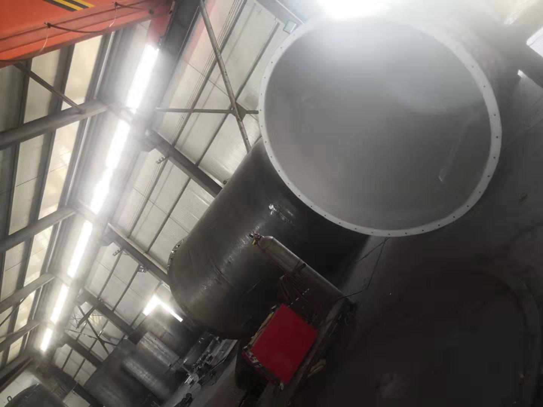 钢衬四氟管道——宁夏宏源防腐设备有限公司