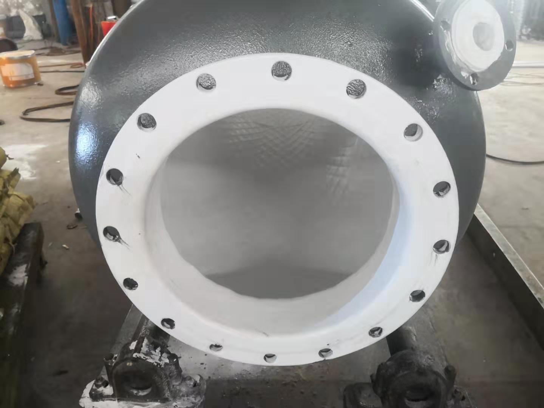 钢衬四氟管道-宏源防腐设备