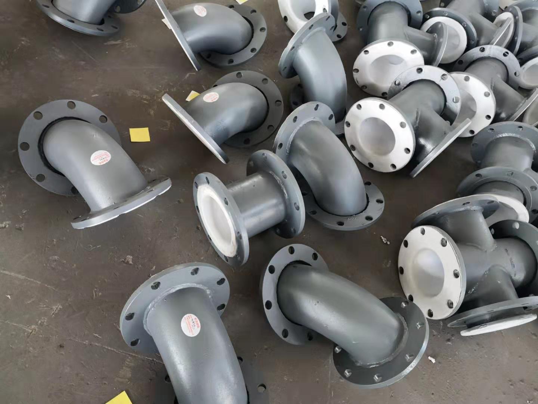 鋼襯塑管道 防腐四氟po-寧夏回族自治區新品鋼襯四氟管道批銷