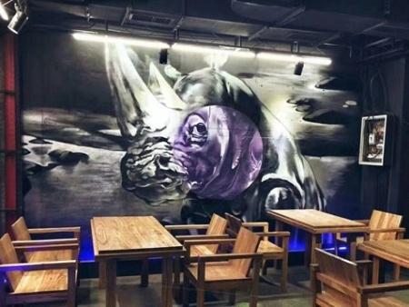 浙江墙体彩绘,优良品质,价格低廉