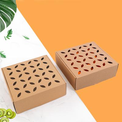 【环艺包装】杭州纸箱-橙子包装盒定制飞机盒拉链纸箱快递发货